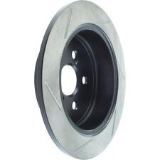 Disc Brake Rotor-Rear Disc Rear Left Stoptech 126.44115SL