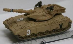 MICRO MACHINES MILITARY TANK Merkava Mk3 Israel # 3