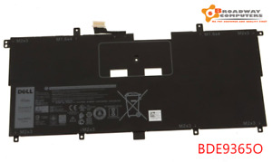 Original NNF1C HMPFH Battery For Dell XPS 13 9365 P71G D1605TS D1805TS