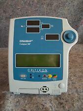 Critikon Dinamap Compact Bp Lot Of 3