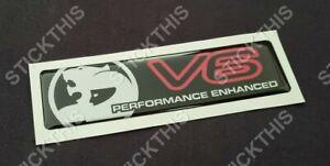 Holden HSV Performance Enhanced Badge V6 - VQ VP VR VS - Decal Sticker