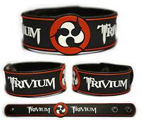 Trivium wristband rubber bracelet