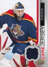 ED BELFOUR NO:GJ-EB UD GAME JERSEY in UPPER DECK 14-15