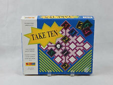 Take Ten A Fast Moving Math Game by Orda Industries