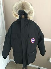 Canada Goose Expedition Down Parka with Coyote Fur Trim Size XLarge US SELLER