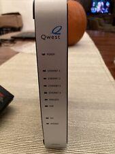 Qwest 2WIRE 2701HG-D Wireless Gateway DSL Modem 4 Port Router ~ Excellent Cond!