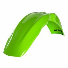 Acerbis Front Fender Green Plastic Kawasaki KX65 2000-2014 KLX110 2002-2009