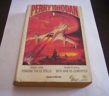 PERRY RHODAN 1 Terror tra le stelle - Beta Arietis contacto 1992 Garden ed