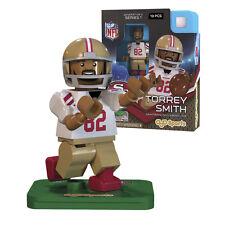 NFL San Francisco 49ers Torrey Smith G3S1 OYO Mini Figure NEW Toys Football
