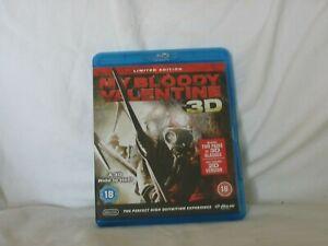 My Bloody Valentine (Blu-ray, 2009)
