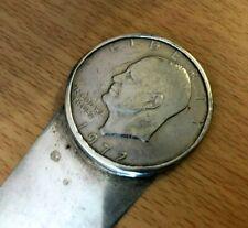 1972-D Eisenhower IKE One Dollar Sterling Silver Letter Knife