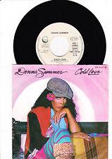 "7"" Donna Summer-Cold Love -"