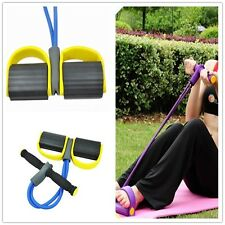 New Yellow Body Tummy Action Rower Abdominal Exercise Fitness Yoga Equipment W