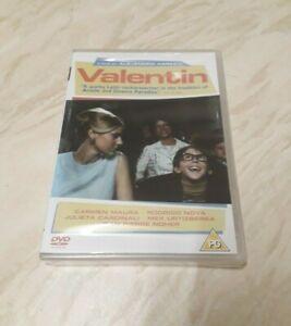 Valentin (DVD) Carmen Maura, Rodrigo Noya - Brand New Sealed