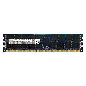 HYNIX HMT42GR7AFR4C-RD 16GB MODULE 2Rx4 DDR3 PC3-14900R 14900 DIMM MEMORY RAM