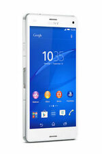 Sony Xperia Z3 Compact  - 16GB - White (Unlocked) Smartphone