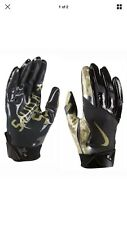 Nike Vapor Jet 4 Salute To Service Pro Receiver Football Gloves-NFL Issued-XXL