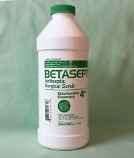 Betasept Antiseptic Surgical Scrub 32 oz-Exp. 2019- SHIPS USPS PRIORITY MAIL