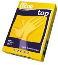 5 Ramettes papier 80 gr A3 Inapa Techno Premium