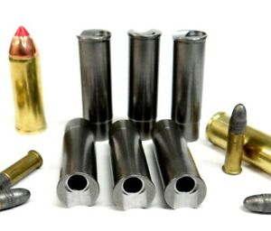 45 COLT to .22 LR Caliber Adapter - Chamber Reducer - Stainless - Free Shipping!