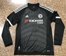 CHELSEA #11 OSCAR 2015-16 FOOTBALL THIRD JERSEY ADIDAS SIZE L Soccer L/S