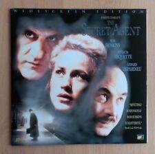 THE SECRET AGENT P.Arquette G.Depardieu LaserDisc NearNEW mmoetwil@hotmail.com