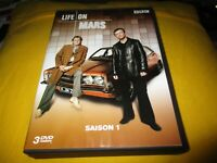 "COFFRET 3 DVD ""LIFE ON MARS - SAISON 1"""