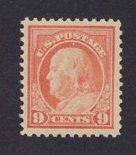 US #509 Mint, Never-hinged Unused MNH 9c Franklin - Superb Gem