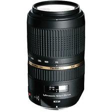 TAMRON 70-300mm VC USD Lens CANON T5i T3i T4i XSi XTi XS