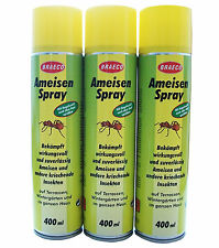 12 bottles Ants Spray of braeco = 4800ml also for other dirty-minded Insects