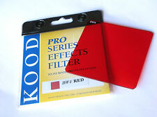 KOOD P Series Rouge BW4 noir et blanc FILTRE convient COKIN S System