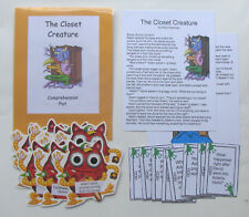 Teacher Made Literacy Reading Center Game Comprehension Skills Facts & Details