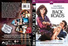 Back Roads ~ New DVD ~ Sally Field, Tommy Lee Jones (1981)