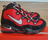Nike Air Max Uptempo '95 Mens Size Pippen Shoes CK0892 600 Chicago Bulls New