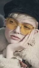 Christian Dior Color Quake 2 40G Yellow Lens Gold Women Sunglasses Authentic