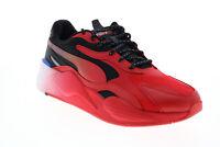 Puma Scuderia Ferrari Race RS-X3 Mens Red Motorsport Inspired Sneakers Shoes