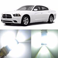 Alla Lighting Brake Signal Light 3057K White LED Bulbs for 2006~10 Dodge Charger