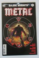 Dark Nights Metal #1 Midnight Release Variant Cover DC 2017 NM