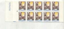 Sweden Scott 721 Stamp Test Booklet Mnh 1587C