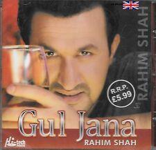 RAHIM SHAH   - GUL JANA - SONGS - BRAND NEW CD