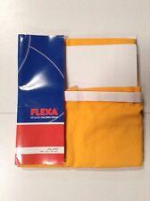FLEXA YELLOW CURTAIN DOORS, 6PK. NIB!, FLEXA #738032 GREAT DEAL, FREE SHIPPING!