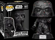 STAR WARS - DARTH VADER FUTURA POP! VINYL FIGURE WITH POP! PROTECTOR Exclusive