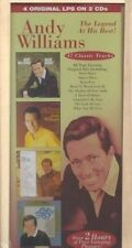 Andy Williams The Legend At His Best 2CD Long Box