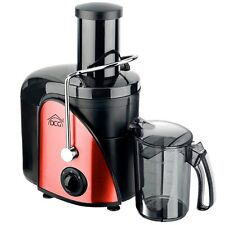 Estrattore Dcg centrifuga juicer succhi frutta verdura rossa 600w ae 2140 Rotex