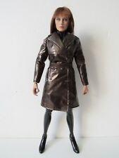 Hot Toys 1/6 Scale Watchmen Silk Spectre II Malin Akerman Action Figure