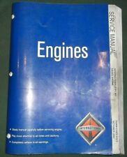 INTERNATIONAL VT-365 DIESEL ENGINE SERVICE REPAIR WORKSHOP MANUAL EGES-235-1