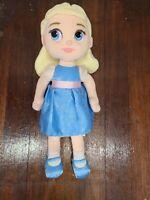 "Disney Store Cinderella Animators Collection Plush Doll 13"""