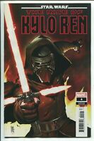 STAR WARS: THE RISE OF KYLO REN #4 GIUSEPPE CAMUNCOLI VARIANT EDITION 1:25