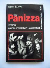 OSKAR PANIZZA   hässliches Pamphlet/Kampfschrift GEGEN CHRISTEN-Tabu BLASPHEMIE
