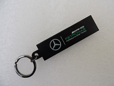 Mercedes AMG Petronas F1 metal key ring